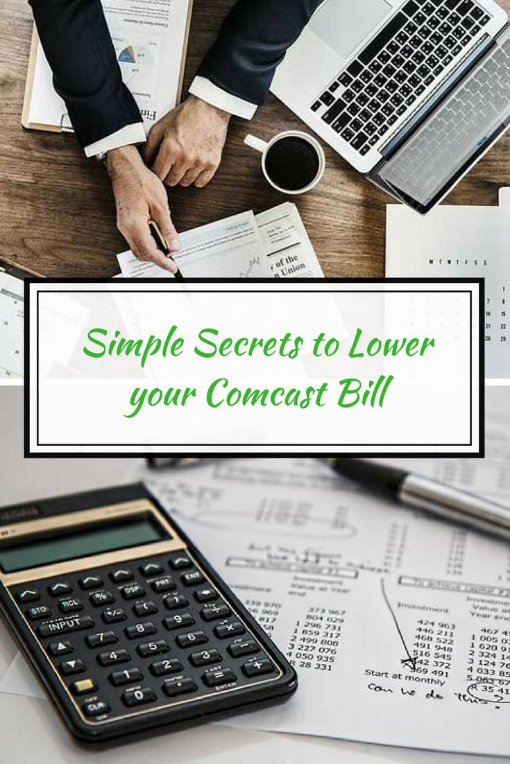 How to Lower your Comcast Bill #comcast #cable #budget #budgeting #cash