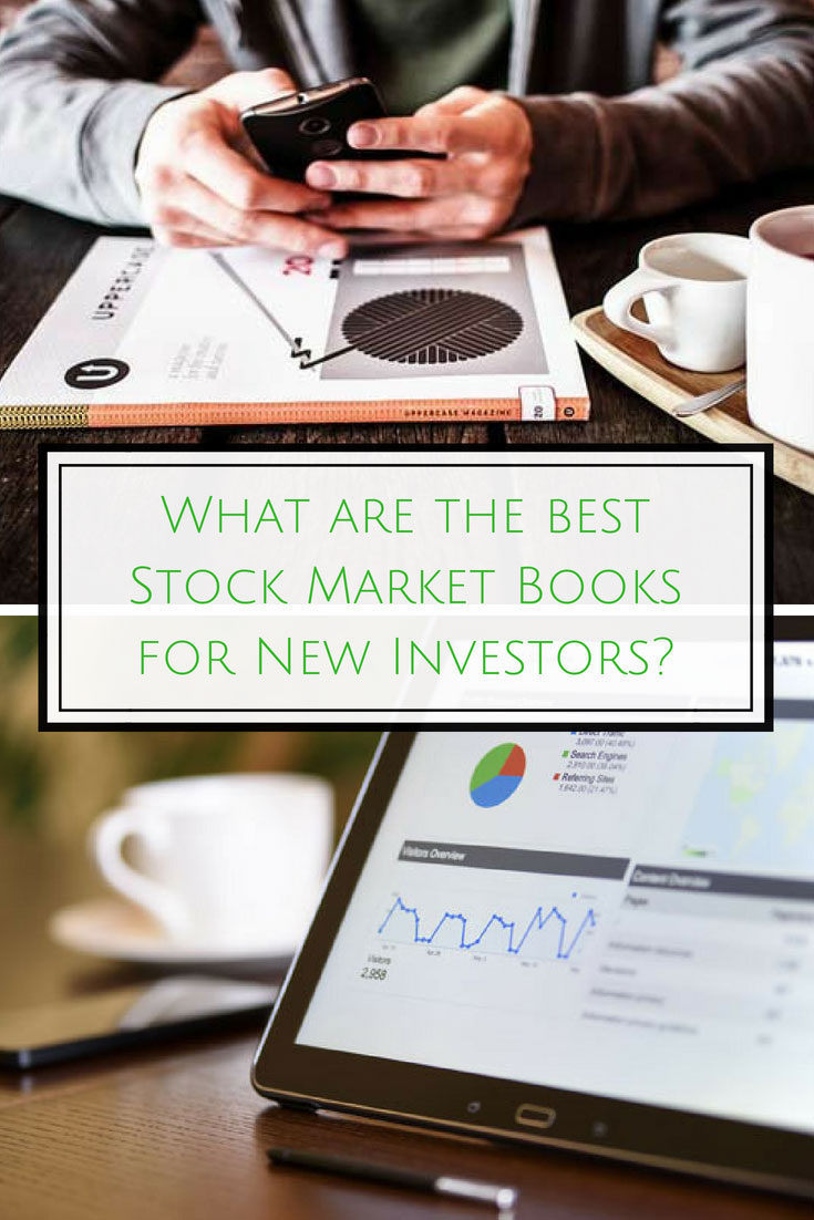 Simple guide to the best stock market books for new investors #finance #financialfreedom #personalfinance #stocks #stockmarket #investing