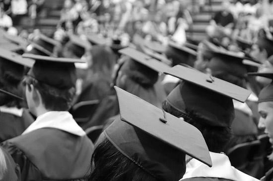 graduate school graduation
