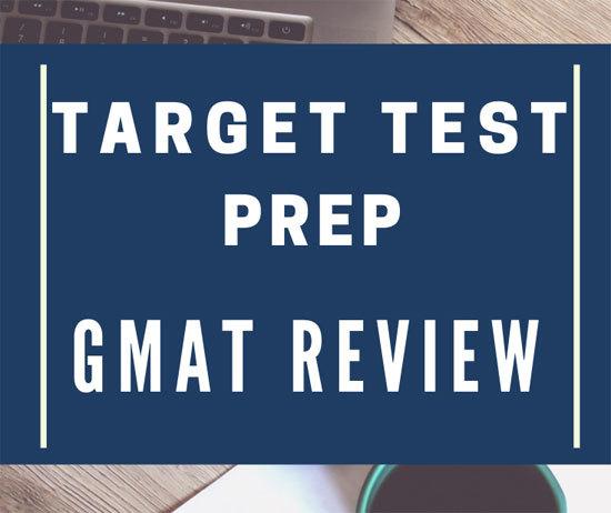 target test prep gmat course