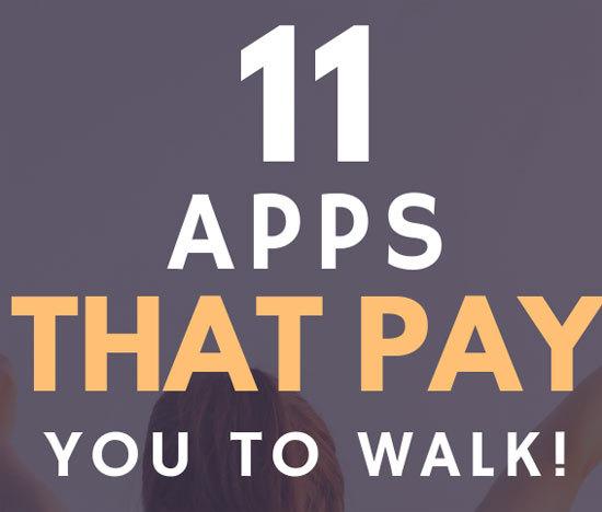 List of Walking Apps