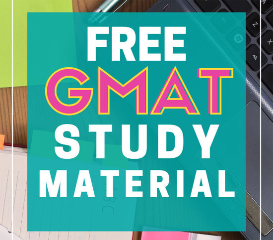 2019 Free GMAT Test Prep Resources Guide - Financial Analyst